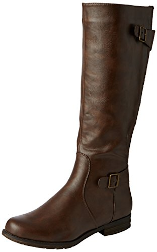 Lotus - Stivali bassi con caldo rivestimento interno, Donna, Marrone (Brown (Brown)), 37 (4 uk)
