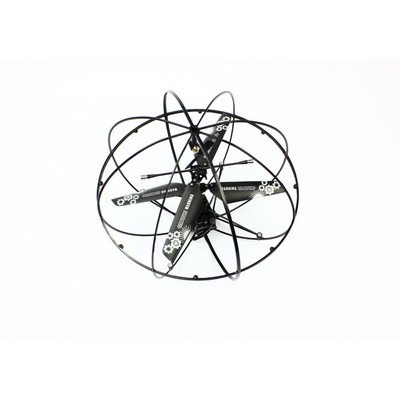 Robotic UFO 3 Channel I/R Flying Ball Remote Control Helicopter (Rc Robotics compare prices)