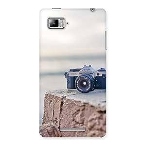 Special Camera on Rock Multicolor Back Case Cover for Lenovo Vibe Z K910