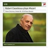 Robert Casadesus plays