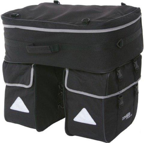 CONTEC Kofferset Pro Bag, schwarz, 2800 gr.,