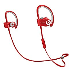 Beats MHBF2ZMA earhook Headphones (Red)