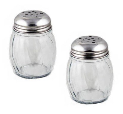 Amazon.com: Glass - Salt & Pepper / Kitchen Utensils & Gadgets ...