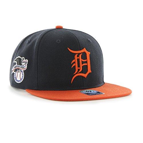47-Brand-Detroit-Tigers-2-Tone-Sure-Shot-Snapback-MLB-Cap-Road