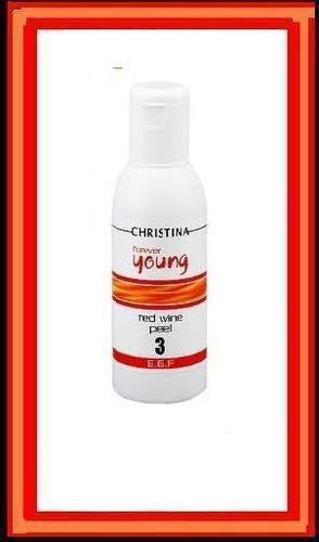 CHRISTINA Forever young professional Red Wine Peel