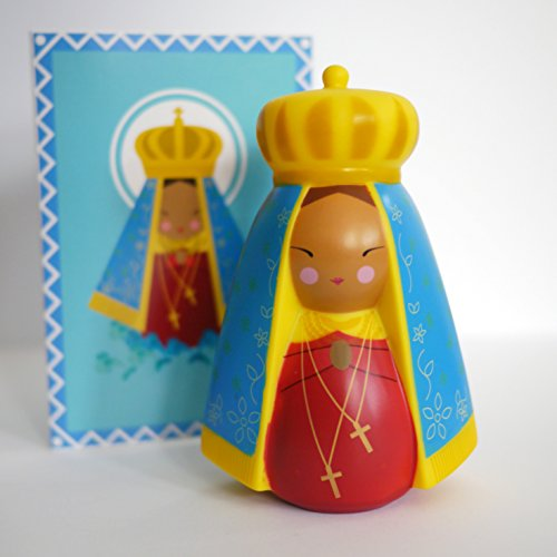 Our Lady of Aparecida, Brazil Collectible Vinyl Doll