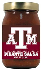 Hot Sauce Harry's Texas A&M Aggies Picante Salsa