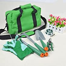 7pcs Set Fasite Gardening Tools Suit With Handy Carry Bag Tools Bags