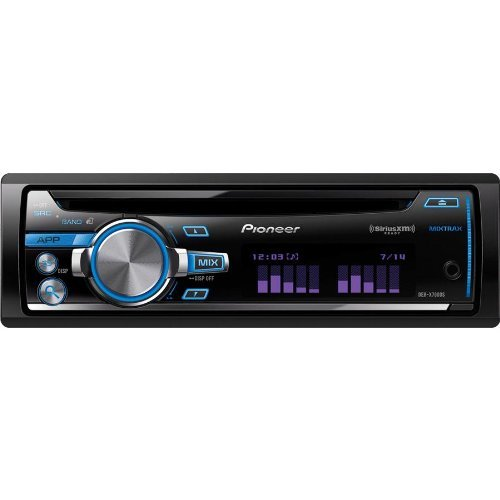 Portable, Pioneer Single Din Car Stereo With Mixtrax - Deh-X7600S Consumer Electronic Gadget Shop