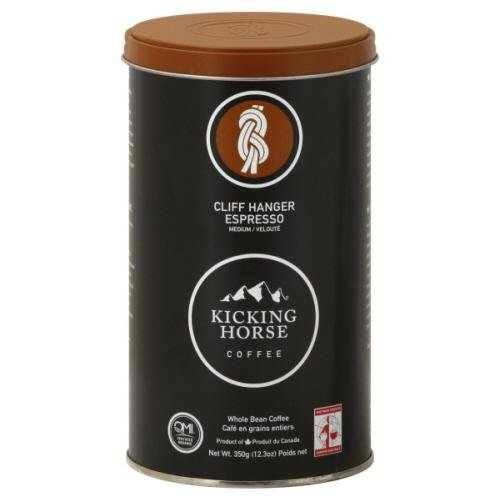 Kicking Horse Coffee Coffee Espres Cliff Hngr 12.3 OZ (Pack of 6)