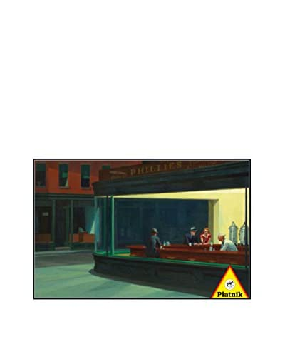 Piatnik of America, Inc. 1,000-Piece Hopper Nighthawks Puzzle