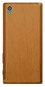 TrilMil Printed Designer Mobile Case Back Cover For Sony Xperia Z5