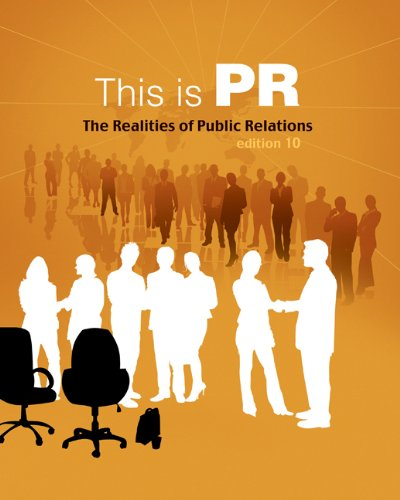 Cengage Advantage Books: This is PR: The Realities of...