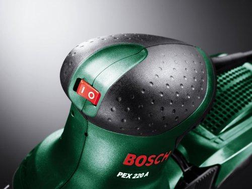 BOSCH(ボッシュ) 吸じんランダムアクションサンダー 〔PEX220A/N〕