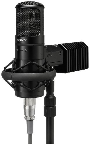 Sony C800Gpac | Studio Tube Condenser Microphone Pac