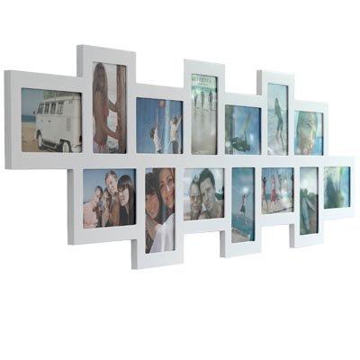 Authentics Studio 14 Premium White Frame (H 118cm x W 36cm)