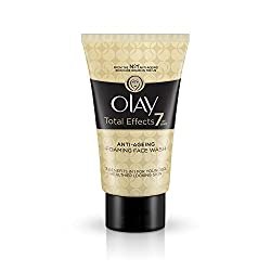 Olay Total Effects 7-In-1 Anti Aging Foaming Face Wash Cleanser, 50gm