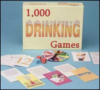 1,000 Drinking Games - 1