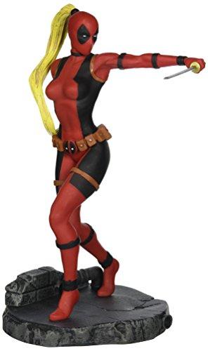 Diamond Select Toys Marvel Gallery Lady Deadpool PVC Figure