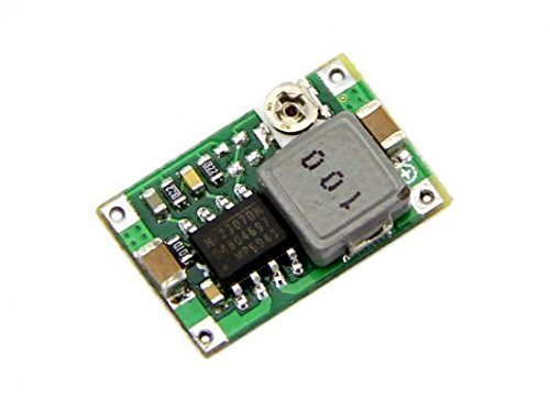 Adjustable STEP - DOWN DC&DC Converter (1.0 V - 17 V&1.8 A), Application Robot Project / Mobile Power / Car Power / Communication Equipment Power.