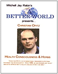 Health Consciousness & Herb with Christian Ppitz
