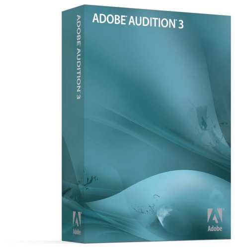 Adobe Audition v.3.0 - Complete Product - 1 User - Retail - PC
