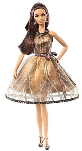Hershey Chocolate Silver Label Barbie Collector Doll