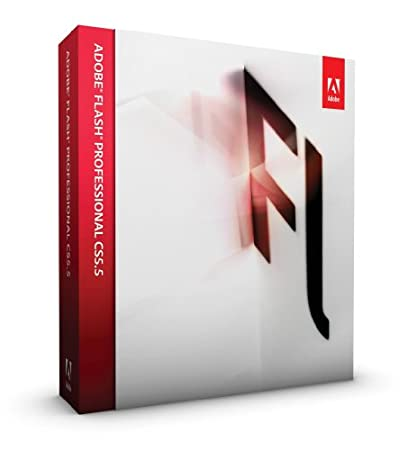 Adobe CS 5.5 Flash Professional (PC)