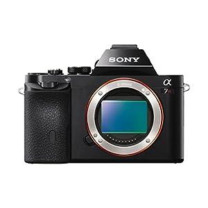 Sony a7R Full-Frame Mirrorless Digital Camera - Body Only