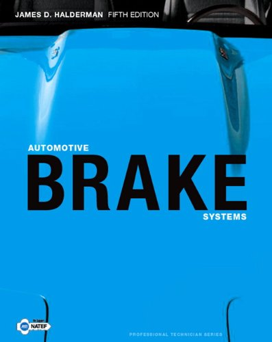 Automotive Brake Systems (5th Edition)