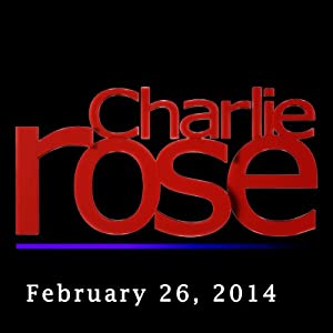 Charlie Rose: David Remnick, Rashid al-Ghannushi, and Lisa Bloom, February 26, 2014 Radio/TV Program