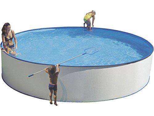 Runder Pool BLECH 450×90 cm. Gre KitPR450PRO jetzt bestellen