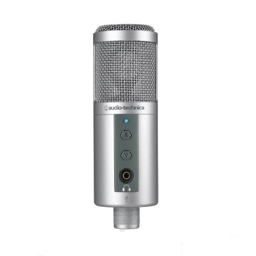 Sale alerts for Audio-Technica Audio-Technica ATR2500-USB Cardioid Dynamic USB Microphone - Covvet