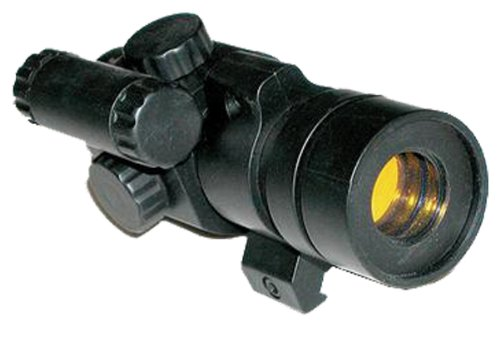 JBU International SDJBI01 6 Function Red Dot Sight Mountable Airsoft Accessory