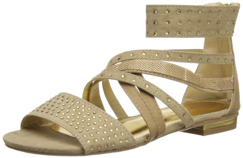 Dolcis Womens Gladiator OLP180 Sand 3 UK, 36 EU