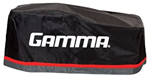 Buy Gamma Upright Machine Cover, Black Red by Gamma
