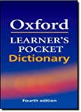 Oxford Learner's Pocket Dictionary: A Pocket-sized Reference to English Vocabulary (French Edition) (0194398722) by Oxford
