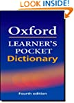 Oxford Learner's Pocket Dictionary, F...