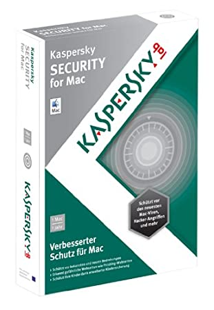Kaspersky Security für Mac