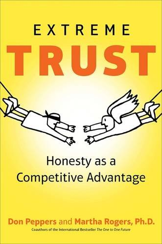 Extreme Trust: Honesty as a Competitive Advantage