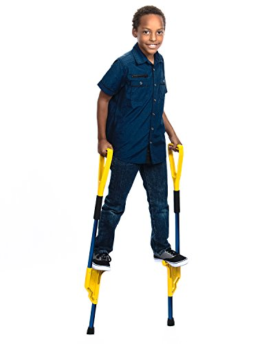 Hijax Standard Size Stilts for Active Kids (Made-In-America)