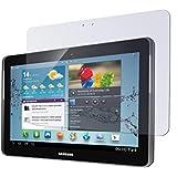 2x Samsung Galaxy Tab 2 10.1 PhoneNatic Schutzfolie - Schutz Display Folie Vorder Screen