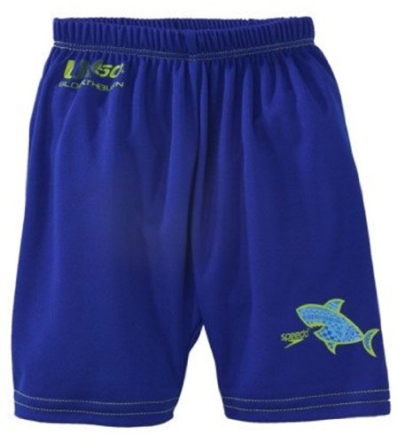 Speedo Kids UV Swim Diaper - Blue - Small