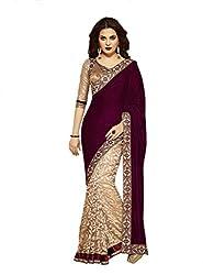 Pari Designer Fashion Women's Saree In Georgette Fabric