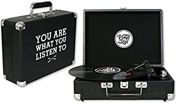 Vinyl Styl Groove Portable Turntable