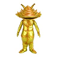限定ソフビ ウルトラ怪獣シリーズSP カネゴン ラッキーゴールドカラーver.
