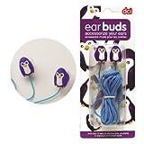 Earphones with Penguin Ear Buds