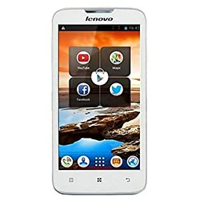 Buy Lenovo A680 Dual Sim Android 4.2 At Rs 7570 Only White