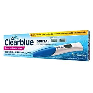 Clearblue Digital Test De Embarazo Prueba De Embarazo Con Indicador por CSTLL