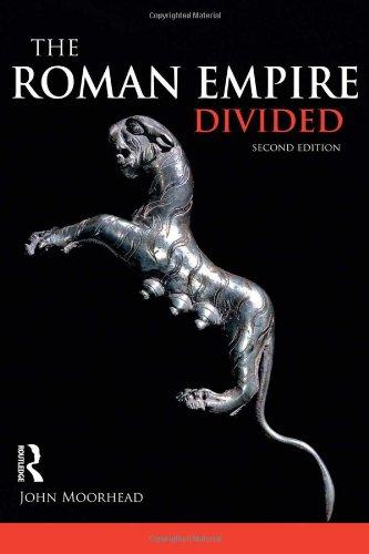 The Roman Empire Divided: 400-700 AD